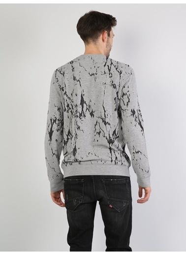 Colin's Sweatshirt Gri